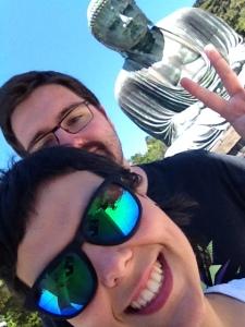El selfie de rigor ;)